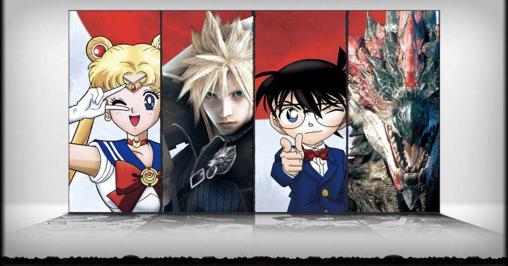 Universal Studios Japan's Cool Japan exhibition adds Sailor Moon and Final Fantasy