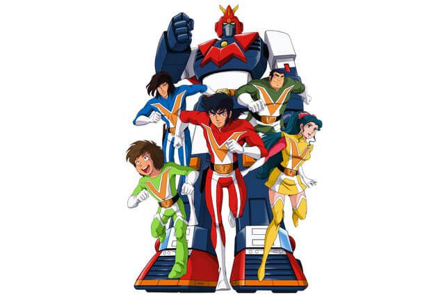 Voltes V to celebrate 40 years in the Philippines with special event