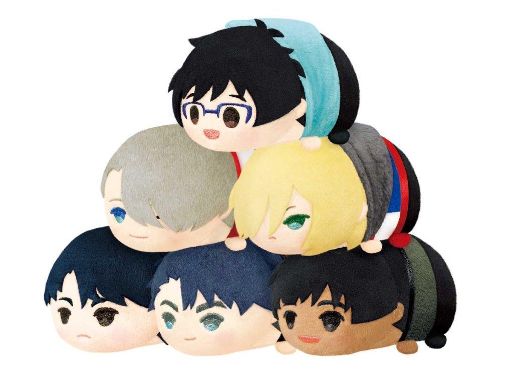 How to Spot a Fake Yuri!!! on Ice Mochi Mochi Mascot Plush