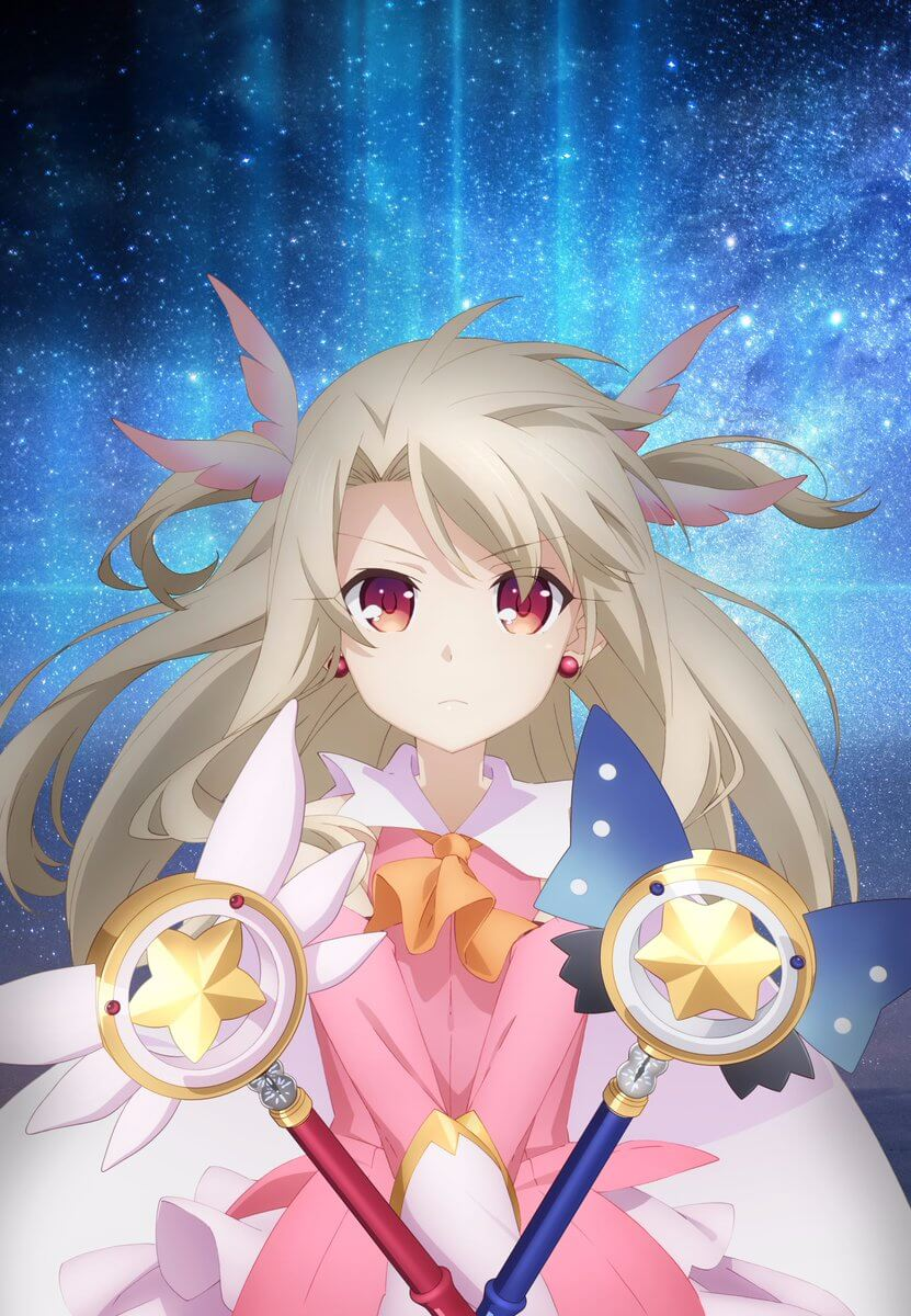 Fate/kaleid liner PRISMA ILLYA anime gets new sequel, Fate/Extra Last Encore TV anime gets new CM