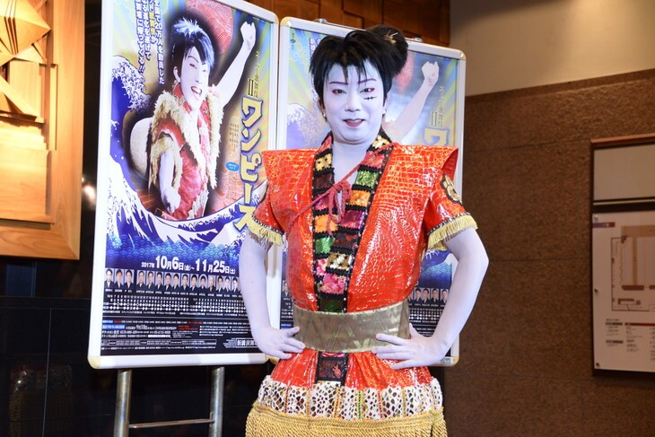 One Piece Kabuki's lead suffers major accident during performance, steps down from roles