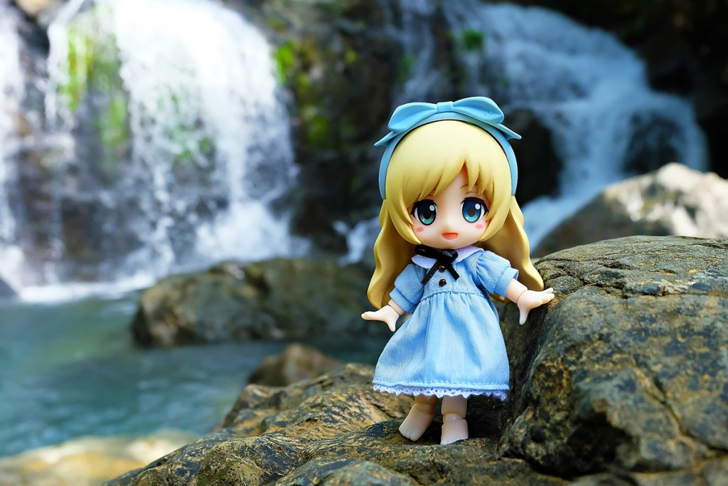 Seeing The World with CuPoche Alice