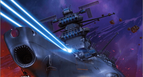 3rd Space Battleship Yamato 2202 Film's first 10 minutes released online