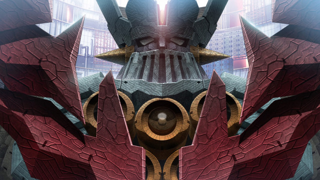 Mazinger Z Infinity film reveals new stills, Infinity mecha