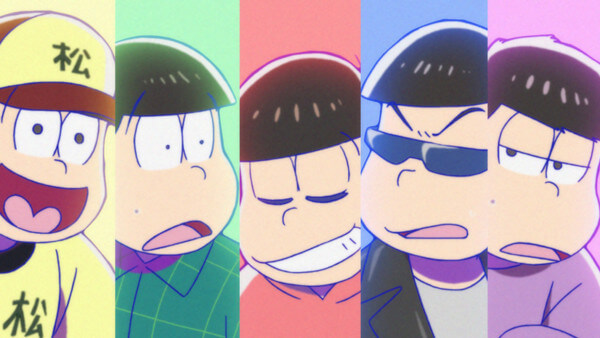 Mr. Osomatsu Season 2 to have 2nd cour in January, extra Blu-Ray/DVD episodes
