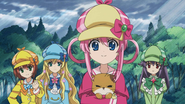 New Tantei Opera Milky Holmes TV anime special announced