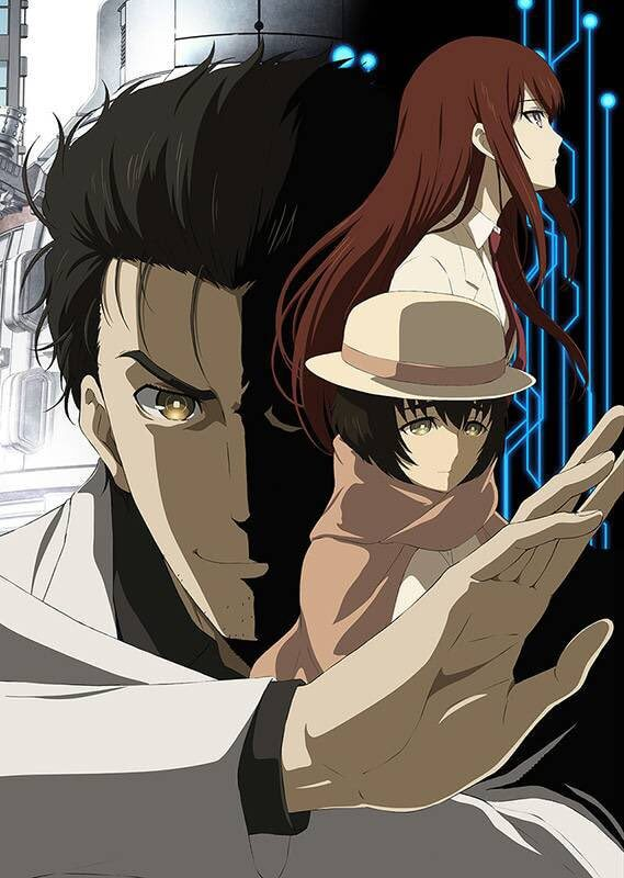 Steins;Gate 0 TV anime reveals very first PV