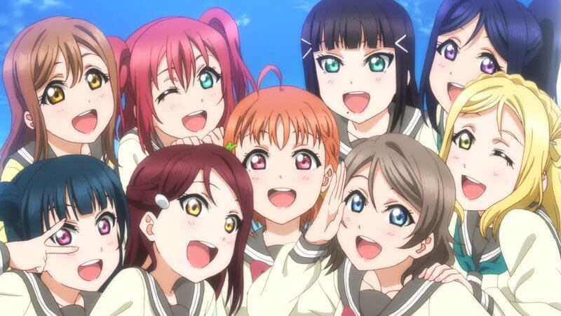Love Live! Sunshine!! anime film announced after final episode of TV anime