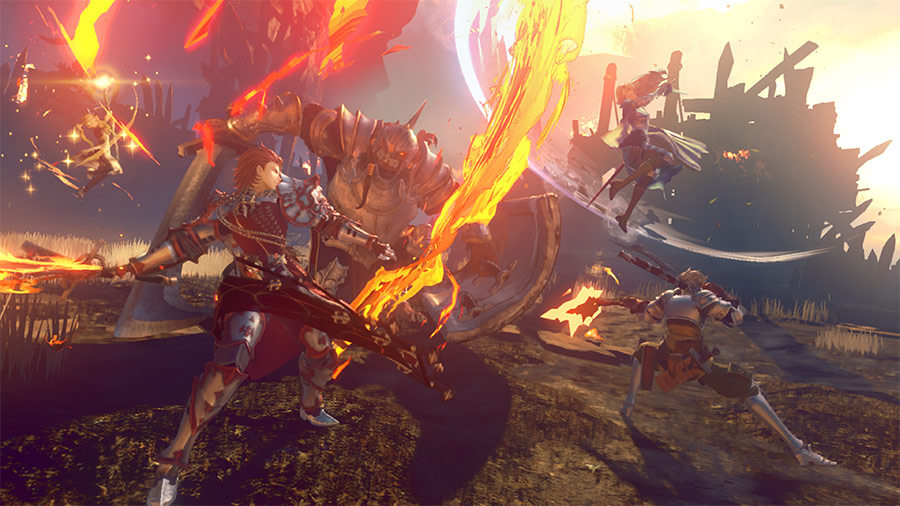 Granblue Fantasy Project Re: Link PS4 game's gameplay revealed