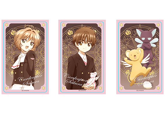 39 Cardcaptor Sakura stores to open in Japan this January