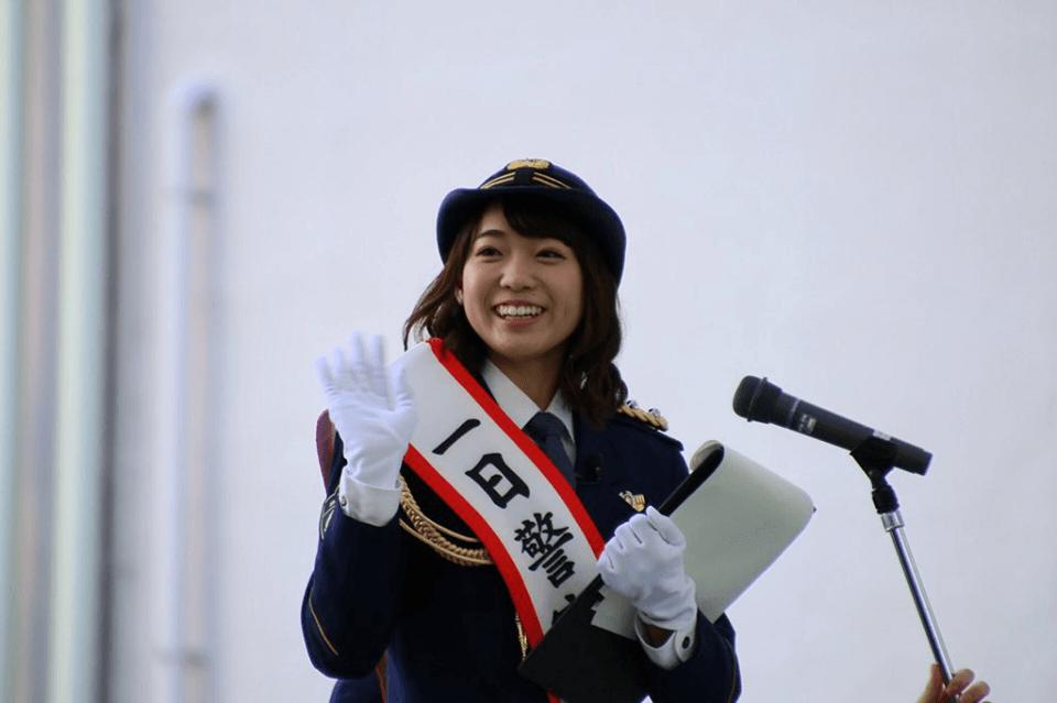 Love Live! Sunshine!! seiyuu Shuka Saitou becomes Numazu's honorary police chief