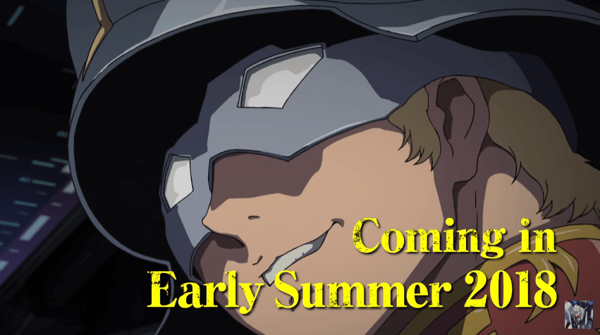 Gundam the Origin VI: Rise of the Red Comet reveals subtitled trailer