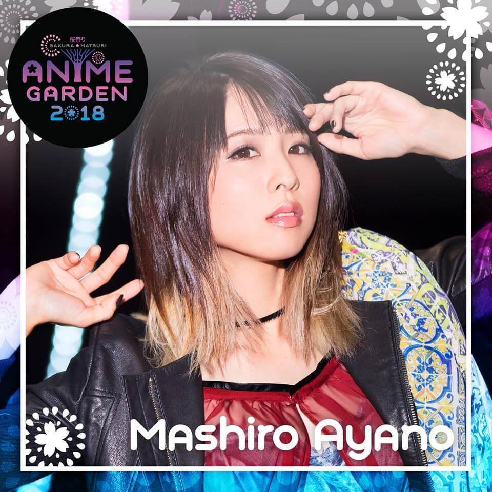 Sakura Matsuri: Anime Garden Guest Profile: Mashiro Ayano