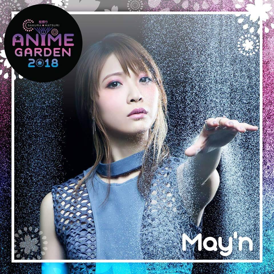 Sakura Matsuri: Anime Garden Guest Profile: May'n