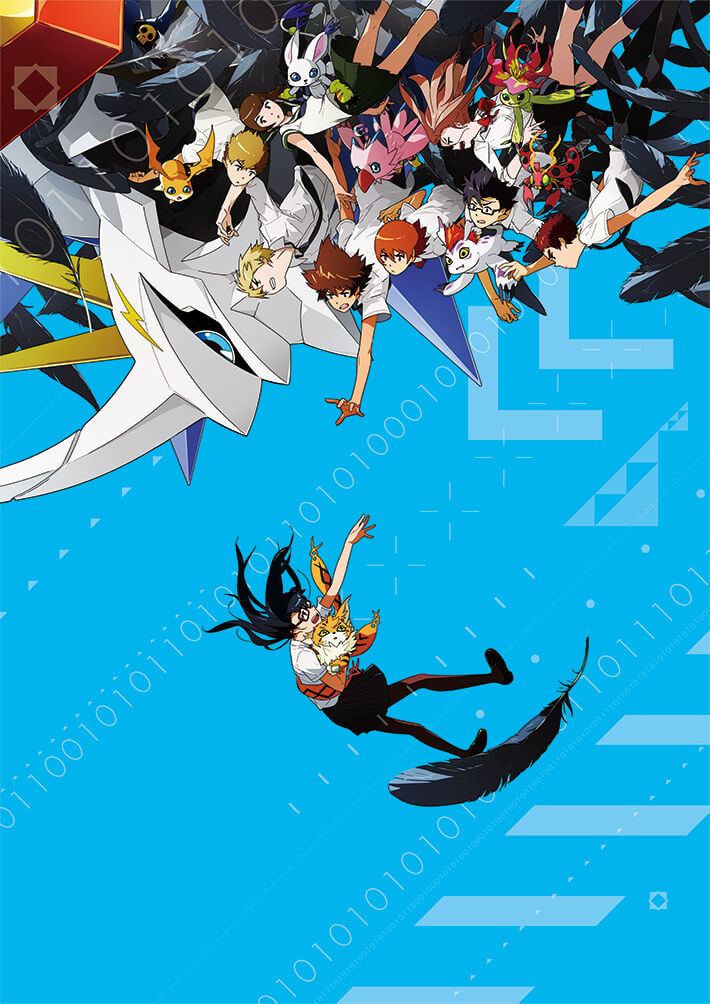 Final Digimon Adventure tri. film reveals all-star ED theme song performers