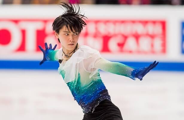 Olympic Gold medalist Yuzuru Hanyu wants to be eaten by Tokyo Goul's Kaneki