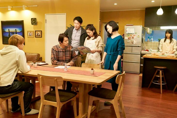 Live-Action Marmalade Boy staff reveals they built an entire house just for the film