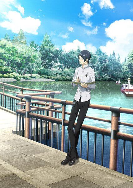 Persona 5 unveils latest visual featuring Yusuke Kitagawa