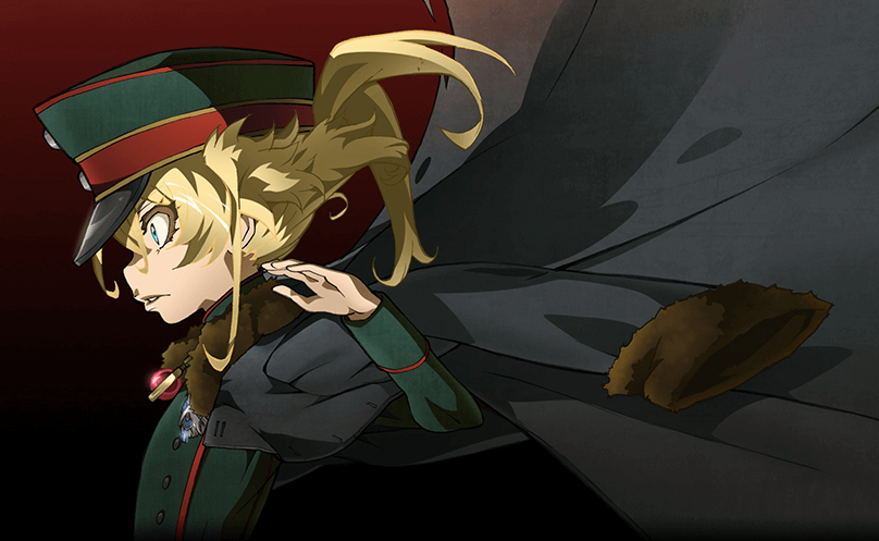 Saga of Tanya the Evil sequel film's new key visual revealed