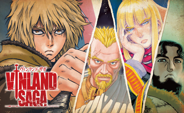 Vinland Saga reveals new key visual which teases the Viking Age setting