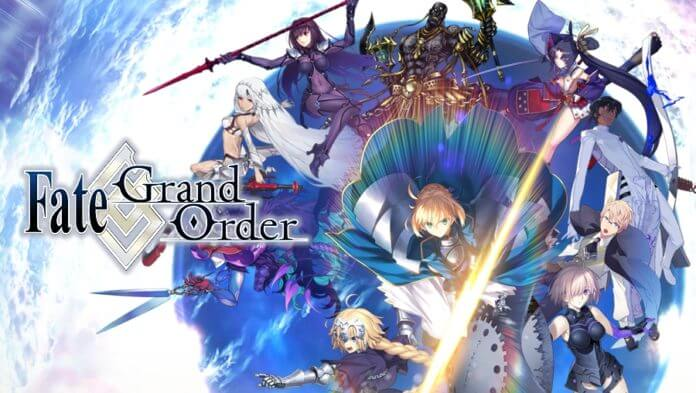 [BREAKING NEWS] Fate/Grand Order Launches in South East Asia Today, 19th April 2018!