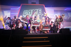 GS 2017 - Game On Cosplay