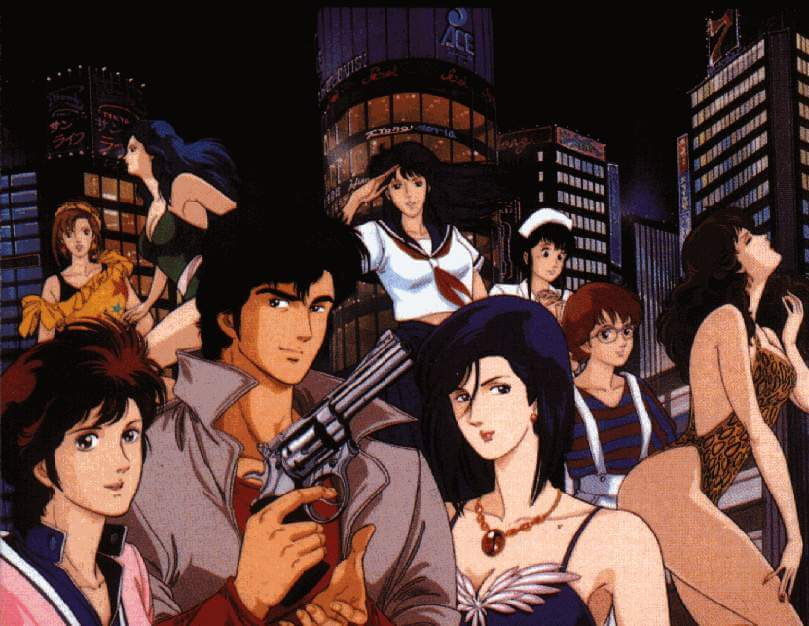 71-year-old Akira Kamiya shows he can still voice City Hunter's Ryo for new film