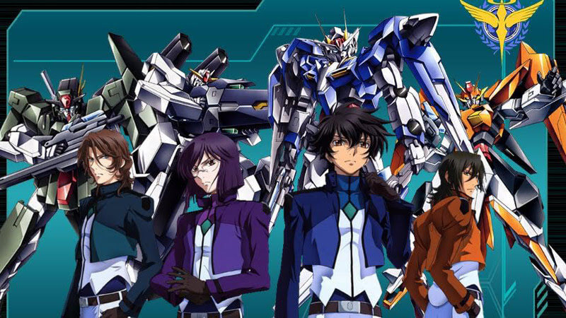 Gundam 00 anime sequel and stage play announced during 10th anniversary event