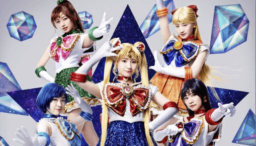 New Sailor Moon live-action musical features all-NOGIZAKA46 main cast