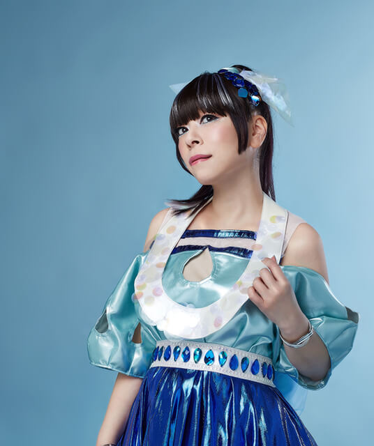 """KOTOKO to Release New Album """"tears cyclone -Revolve-"""" on 27th June!"""