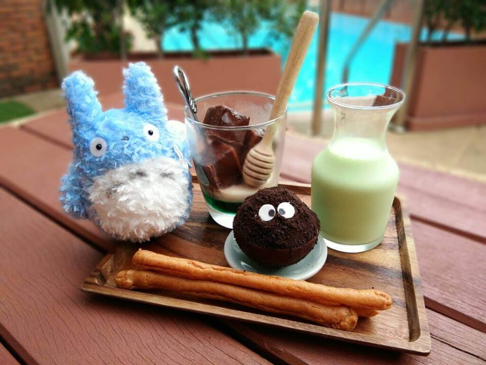 Studio Ghibli opens official Totoro-themed restaurant in Thailand