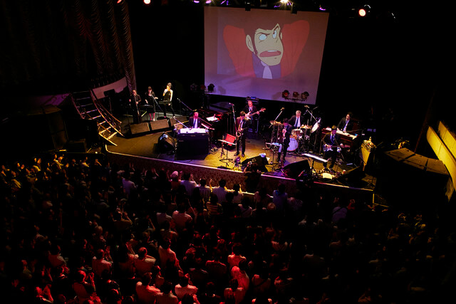 New Lupin III concert to be streamed live via NicoNico