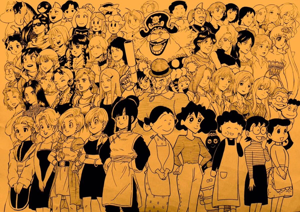 Mangaka draws special Mother's Day illustration: Can you name all these anime moms?