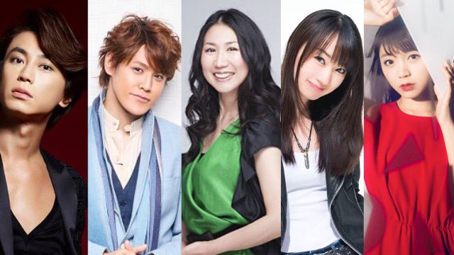 9th June Broadcast of MUSIC FAIR to Feature Star-studded Anisong Line-Up!