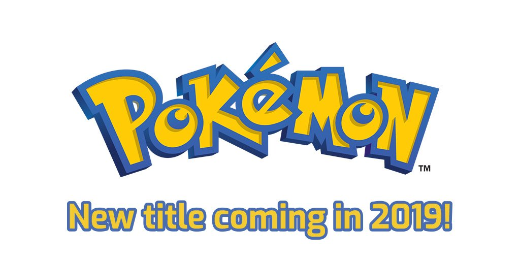New Pokemon 'Core Title' RPG coming to the Switch in 2nd Half of 2019