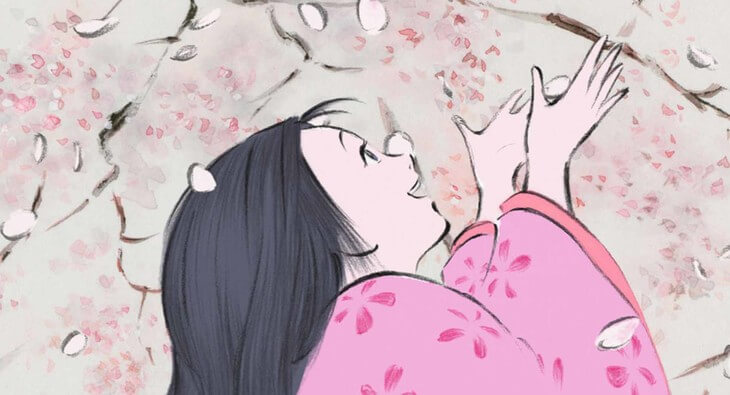 "Isao Takahata's ""The Tale of Princess Kaguya"" to be Aired Uncut on TV 18th May"