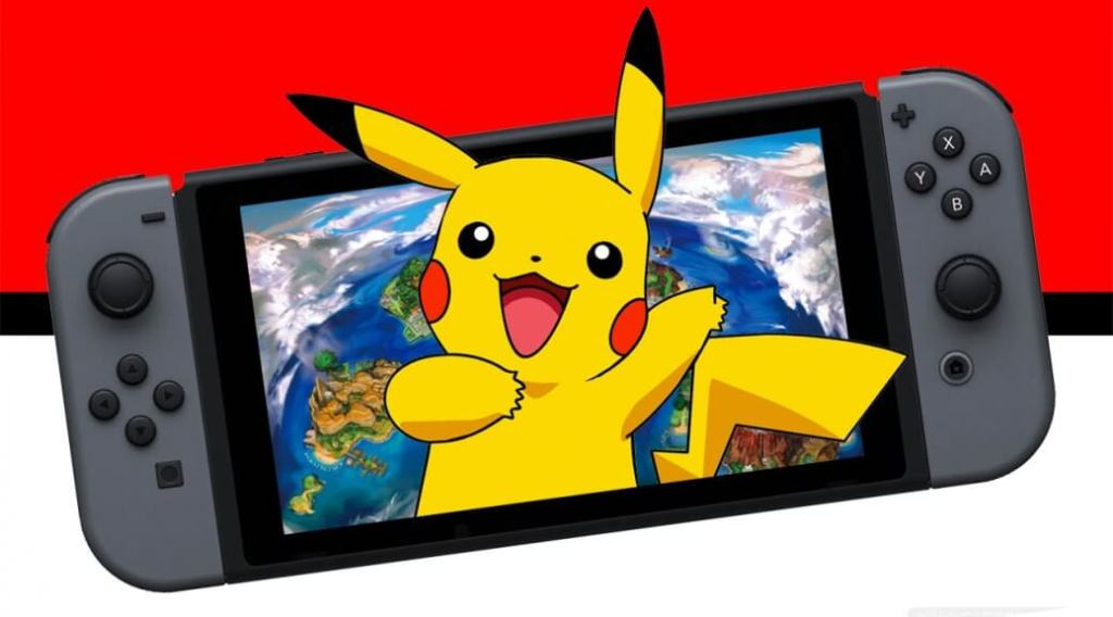 Pokemon Switch game to be revealed later this month according to Emily Rogers