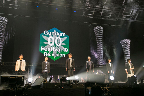 """BD/DVD Release for """"Mobile Suit Gundam 00 Festival 10 Re:vision"""", 28th August"""