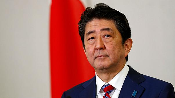 Prime Minister Shinzo Abe says he's excited for Hatsune Miku's new concerts