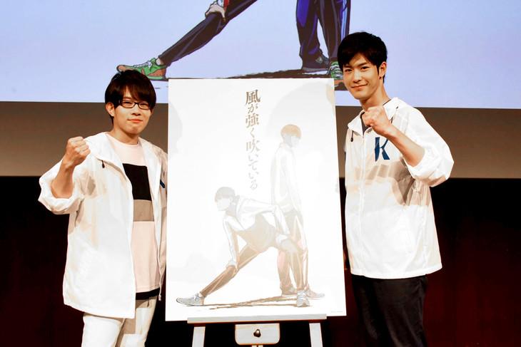 """Kaze ga Tsuyoku Fuiteiru"" Announces Additional Castmembers and Releases 1st PV!"