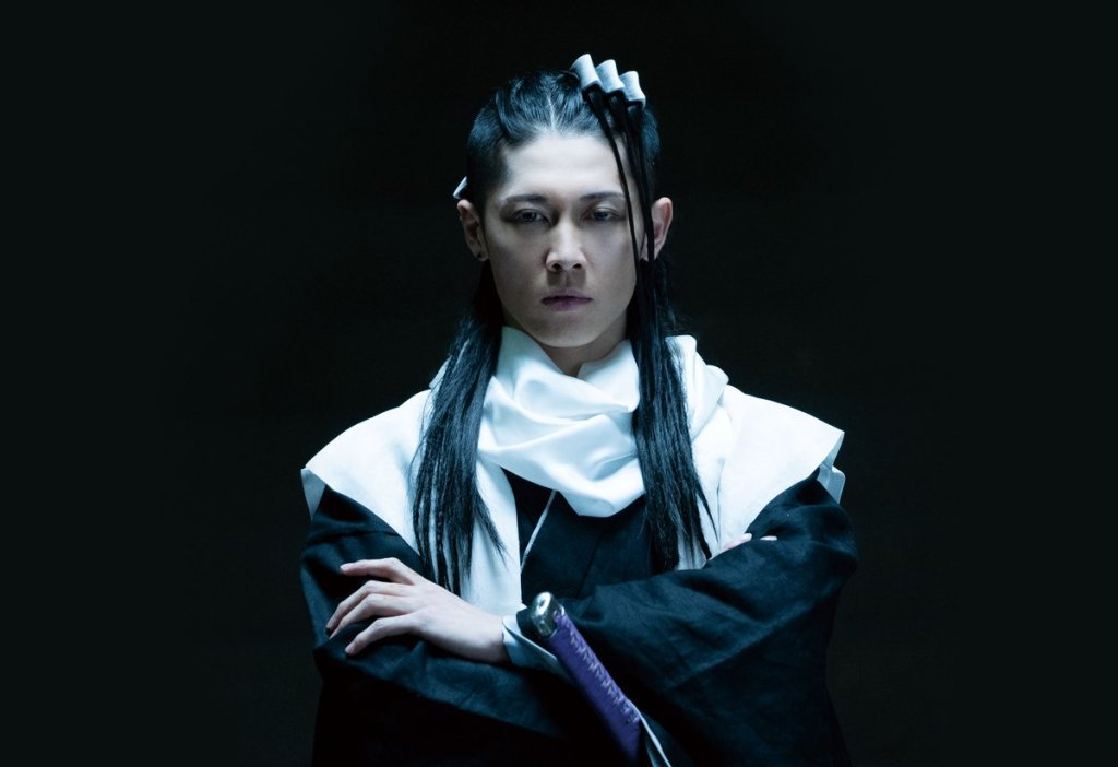 New live-action Bleach trailers take a look at Renji, Byakuya, and the Hollows