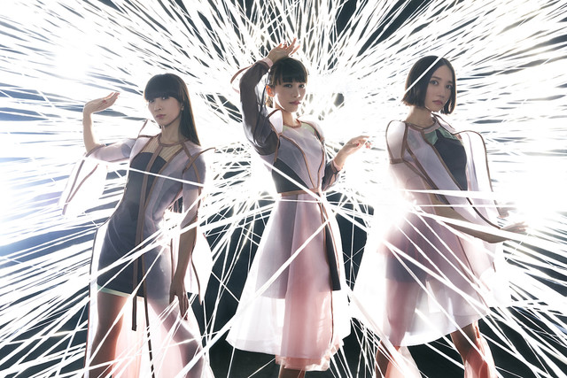 "Perfume to Release New Album ""Future Pop"" 15th August!"