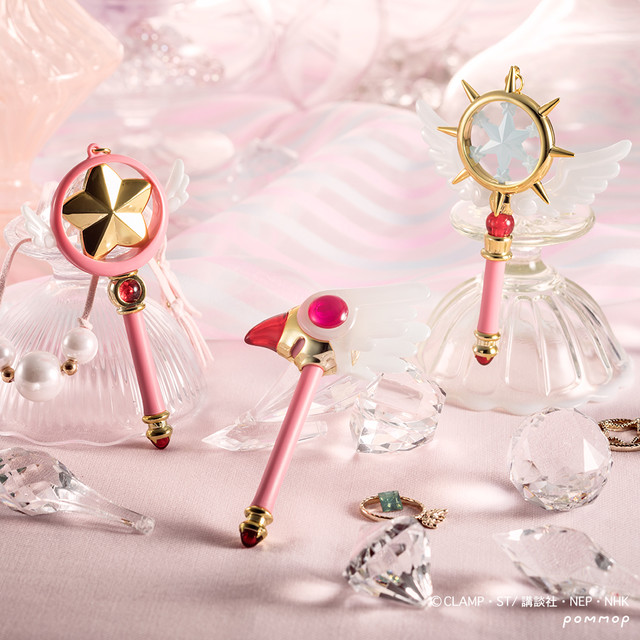 Release Your Thoughts onto Paper with this Cardcaptor Sakura Mini Pen Set!