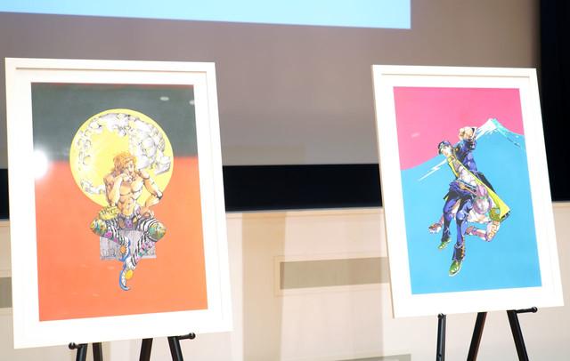 Hirohiko Araki JoJo Exhibition5