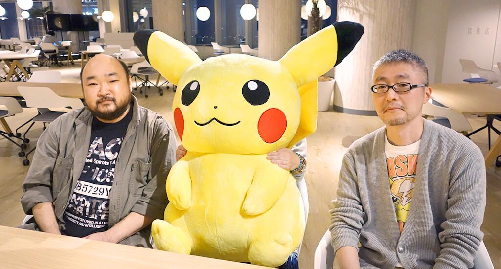 Original Pokemon developers talk about Pikachu and Raichu's designs, rejected Gorochu