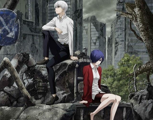 """""""Tokyo Ghoul:re"""" Manga Ending Soon"""