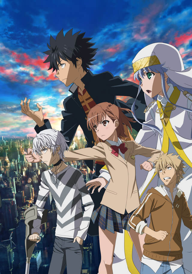 A Certain Magical Index Season 3 reveals new key visual and October premiere