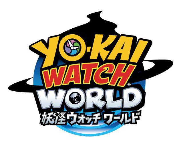 """Yokai Watch"" Releases Smartphone AR Game ""Yokai Watch World"""
