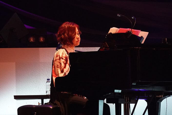 "Yuki Kajiura Holds 25th Anniversary Special Live, Launches ""FictionJunction Music"""