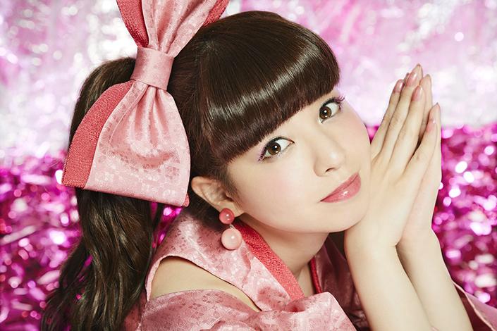 "Luna Haruna's ""Momoiro Typhoon"" Gets 4 Editions, Including a ""Yuuna-san"" Version"